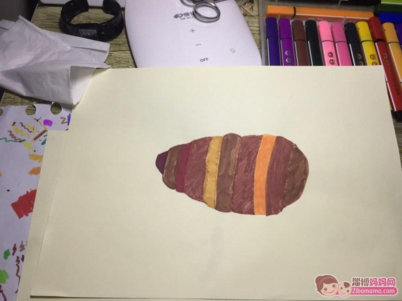 宝贝的幼儿园手工绘本
